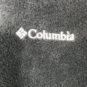 Columbia Jackets & Coats - Columbia Grey Full Zip Fleece Vest XL